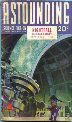 Astounding Science Fiction September 1941