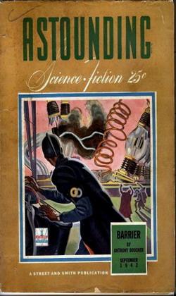 Astounding Science Fiction September 1942