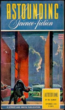 Astounding Science Fiction September 1943
