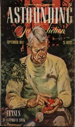 Astounding Science Fiction September 1944