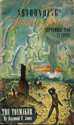 Astounding Science Fiction September 1946