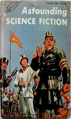 Astounding Science Fiction September 1956