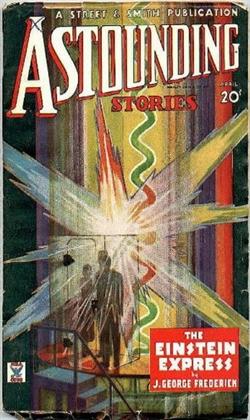 Astounding Stories April 1935