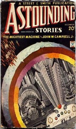 Astounding Stories December 1934