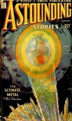 Astounding Stories February 1935