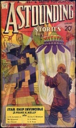 Astounding Stories January 1935