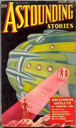 Astounding Stories January 1938