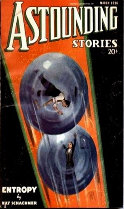 Astounding Stories March 1936