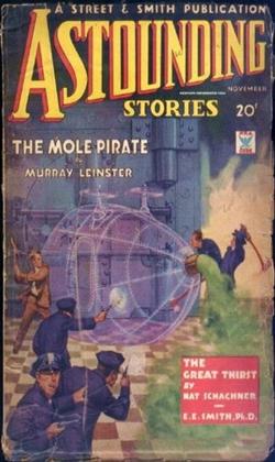 Astounding Stories November 1934