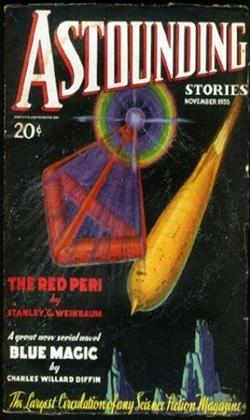 Astounding Stories November 1935
