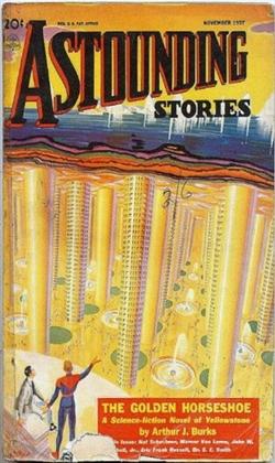 Astounding Stories November 1937