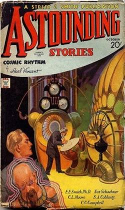 Astounding Stories October 1934
