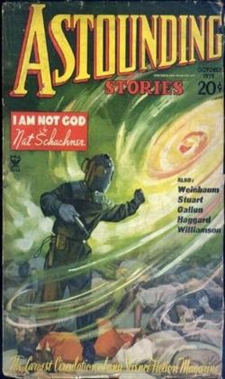 Astounding Stories October 1935