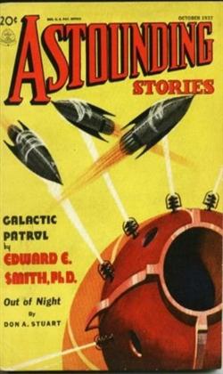 Astounding Stories October 1937