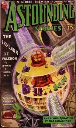 Astounding Stories September 1934