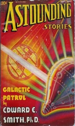 Astounding Stories September 1937