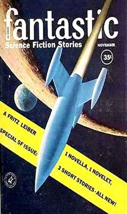 Fantastic Science Fiction Stories November 1959