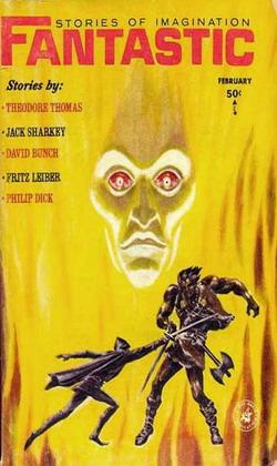 Fantastic Stories Of Imagination February 1964