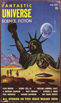 Fantastic Universe August-September 1953