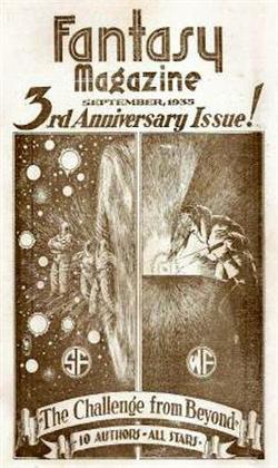 Fantasy Magazine September 1935