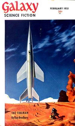 Galaxy Science Fiction February 1951