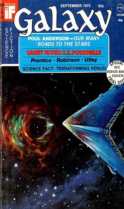 Galaxy Science Fiction September 1975