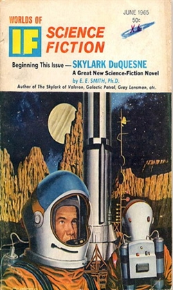 If Worlds Of Science Fiction June 1965
