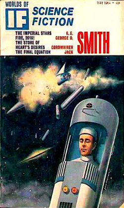 If Worlds Of Science Fiction May 1964