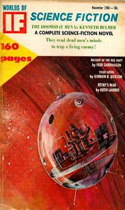 If Worlds Of Science Fiction November 1965