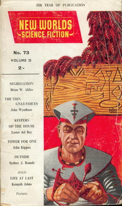 New Worlds Science Fiction 73