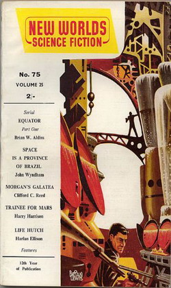 New Worlds Science Fiction 75