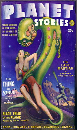 Planet Stories Spring 1942