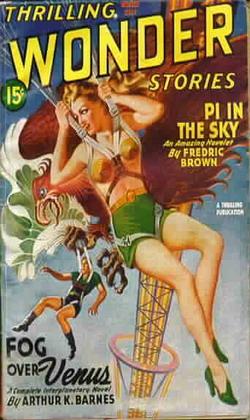 Thrilling Wonder Stories Winter 1945