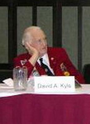 David A Kyle