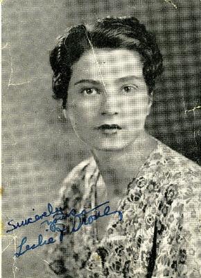 Leslie F Stone